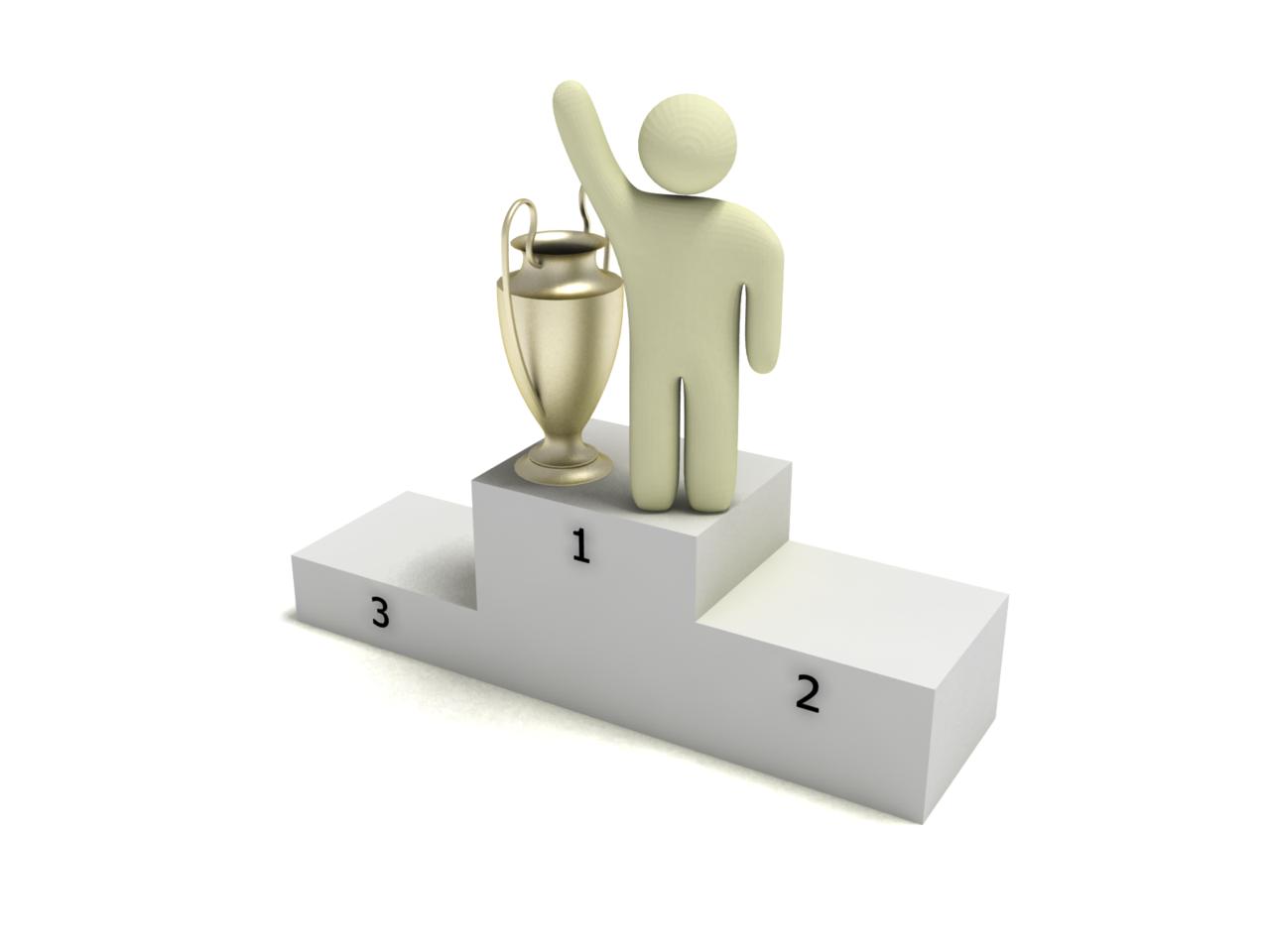 Verkiezing 'Ondernemer van het jaar 2012'