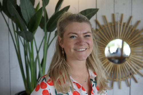 De ondernemersmicrofoon met Renée Meijer van Restaurant Fika