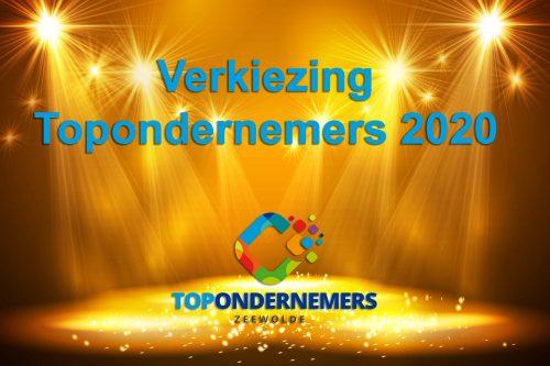 Bedrijfskring Zeewolde maakt genomineerden Ondernemer van het Jaar 2020 bekend