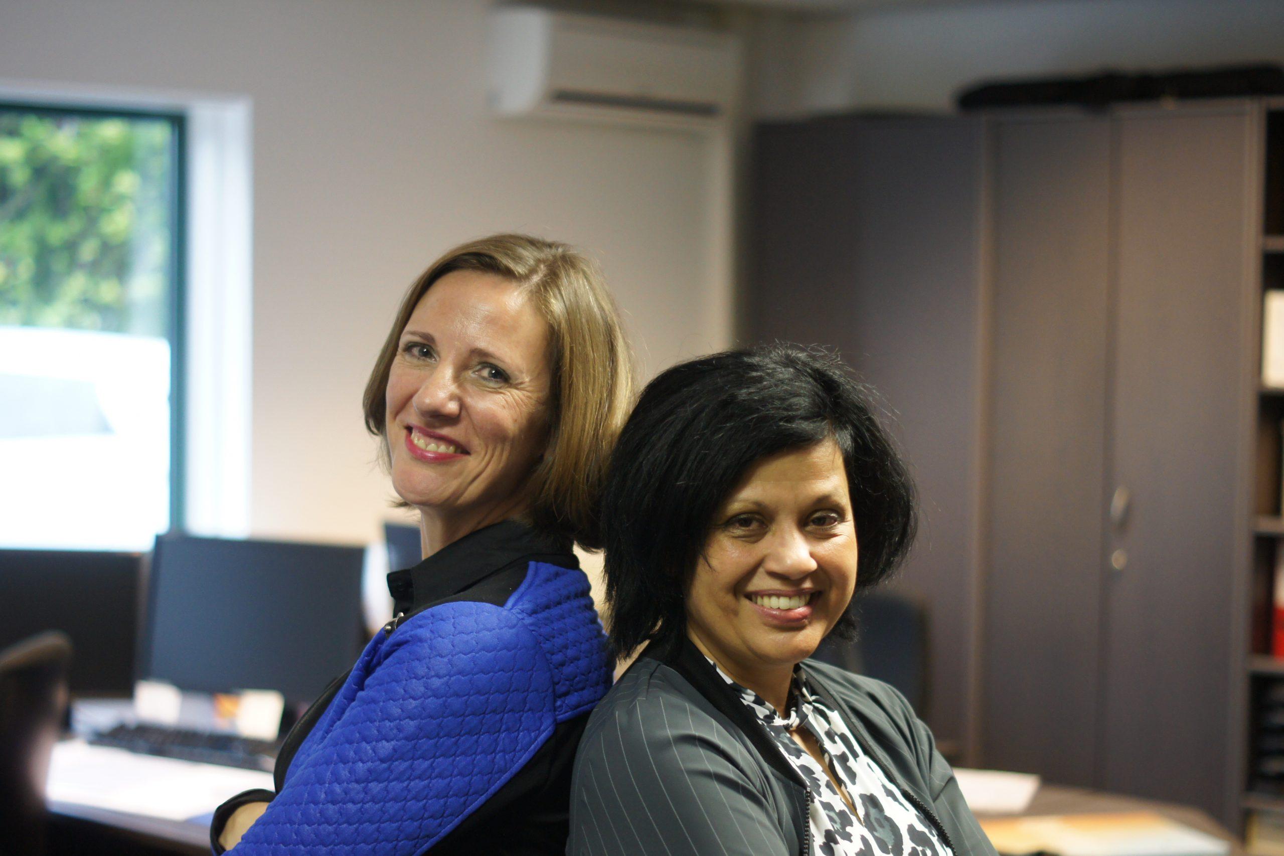 De ondernemersmicrofoon met Angela Huckriede van Meeuwesen Adviesgroep