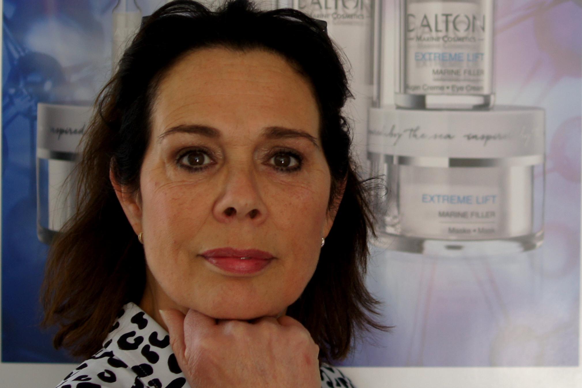 De ondernemersmicrofoon met Linda Pelser van PELSCH