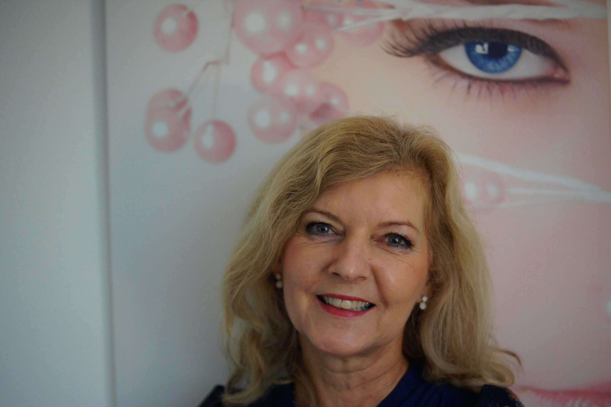 De ondernemersmicrofoon met Jolette Wiessenberg van Beauty Spectrum Studio