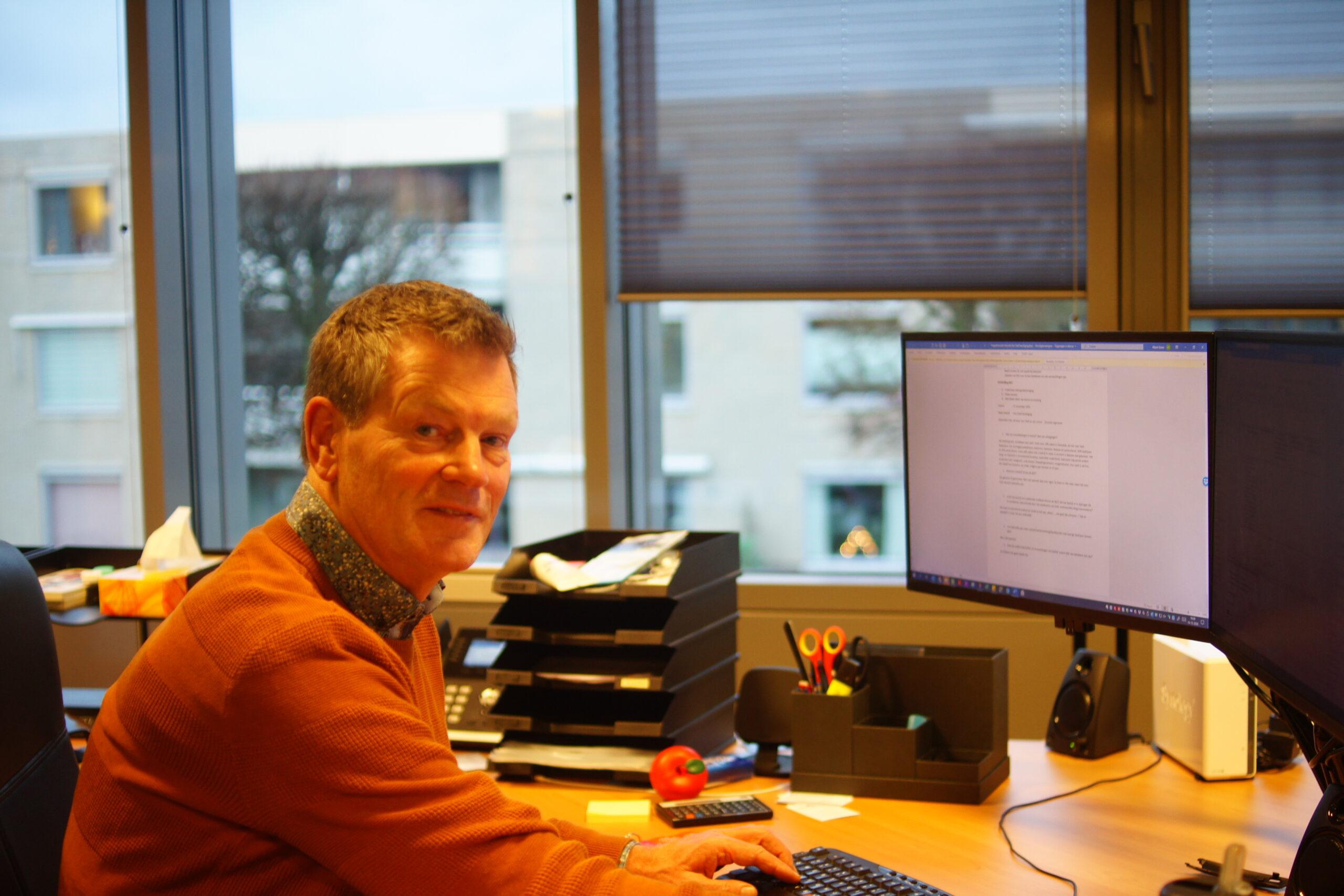 De ondernemersmicrofoon met Albert Stoter van Confidesk