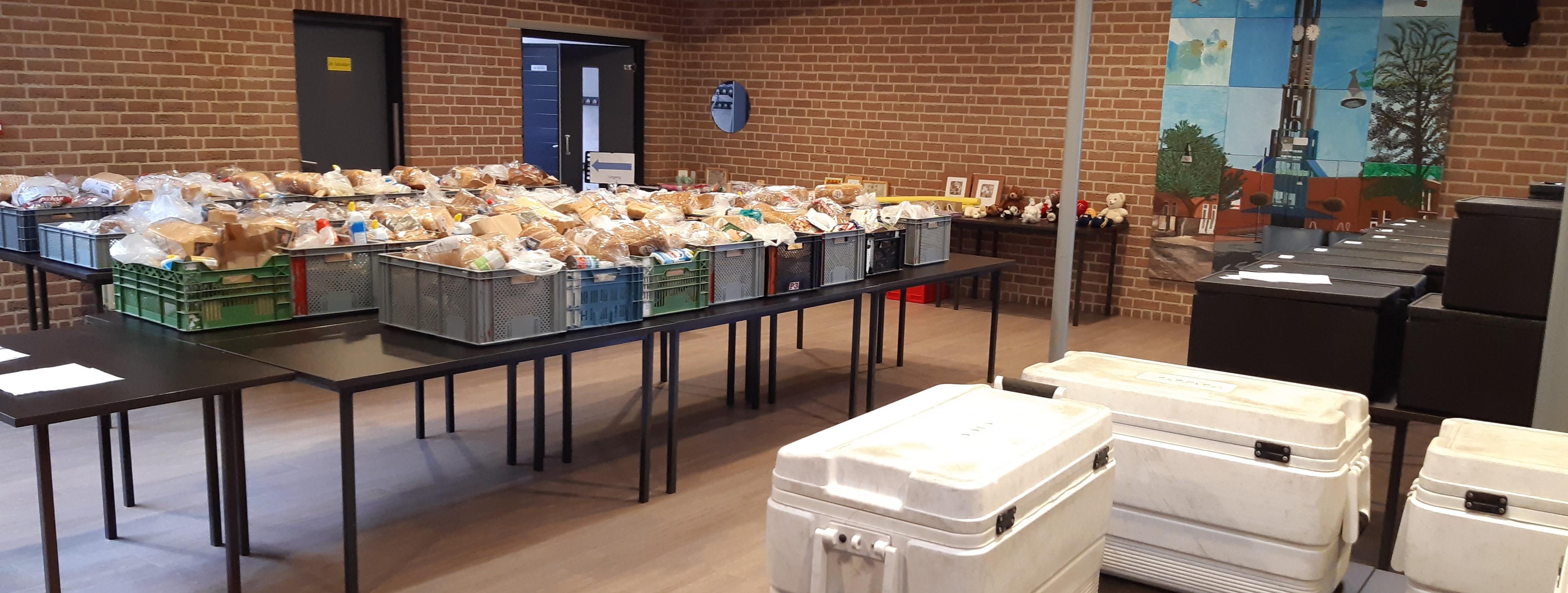 15 jaar Voedselbank Zeewolde